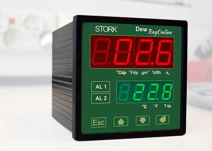 Stork Instruments Dewray On Line Dewpoint Hygrometer
